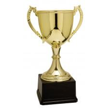 CZC-Series Gold Zinc Metal Cup
